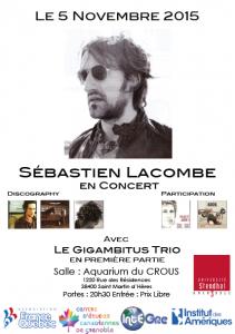 Affiche Sebastien Lacombe